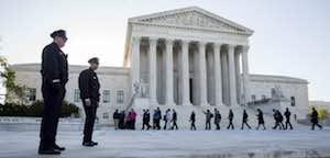 Overthrow the Judicial Dictatorship