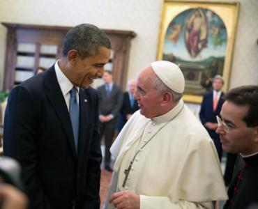 Retired NASA Scientists Takes on Pope
