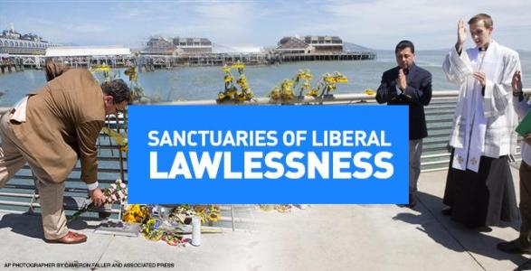 The Friday Filibuster: Sanctuaries of Liberal Lawlessness