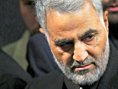 UNREAL: IRANIAN TERROR CHIEF NO LONGER SANCTIONED AS PART OF NUCLEAR DEAL
