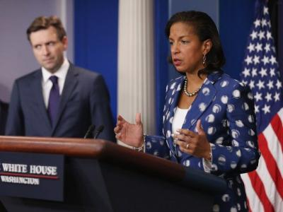 UNREAL: SUSAN RICE ADMITS SECRET 'SIDE DEALS' WITH IRAN