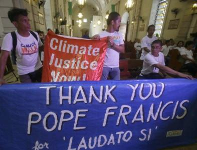 VATICAN INVITES ANTI-CAPITALIST ECO-ACTIVIST TO ADDRESS ENVIRONMENTAL CONFERENCE