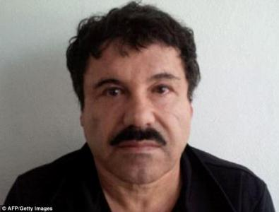 Escaped Mexico's billion-dollar drugs lord THREATENS Donald Trump