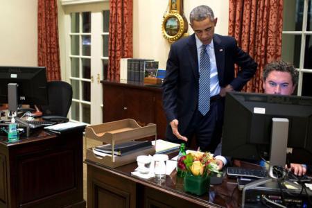 Obama Writes A New Radical Citizenship Oath