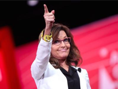 PALIN: PLANNED PARENTHOOD, NOT CONFEDERATE FLAG, KILLED 90,000 BLACK BABIES IN 2014