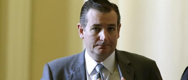 TED CRUZ AT THE HERITAGE ACTION TAKE BACK AMERICA PRESIDENTIAL FORUM