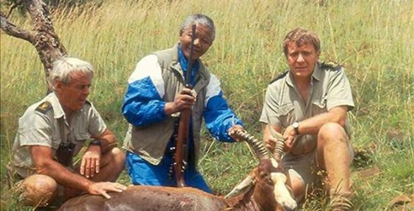 Liberal Hypocrisy Over Mandela Game Hunting