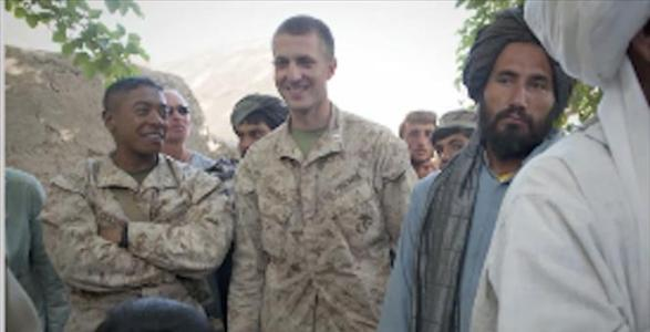 Meet the Marine Major Being Punished For Sharing Classified Information To Warn Against An Attack
