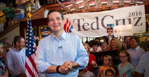 5 Actions Ted Cruz Says He Would Take on His First Day in the Oval Office