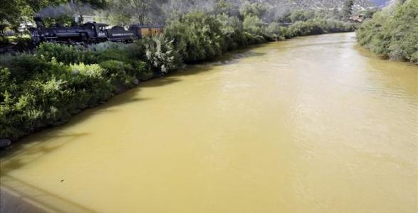 EPA Causes Massive Waste Spill, Hurting Navajo Nation