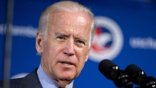 Biden Meets with Obama, Weighs 2016 White House Run