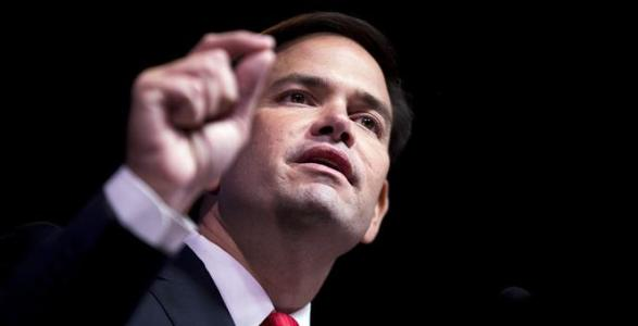 Rubio: You Know, It's Quite Telling Cuba's Dissidents Weren't Invited to Our Embassy Ceremony