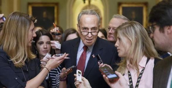 Liberals Are Not Happy About Schumer's Defection On Iran Deal
