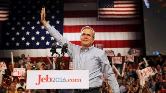 Jeb Bush Imploding