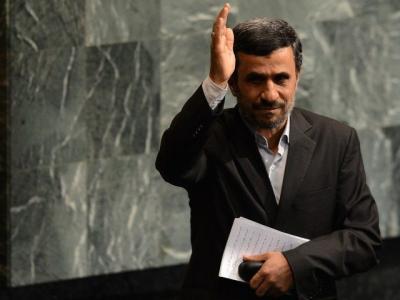 IRAN DEAL: OBAMA SURRENDERED TO AHMADINEJAD