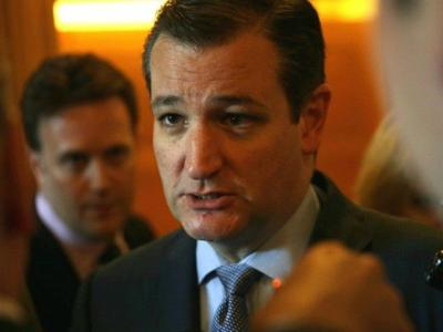 Cruz: Hatred of Police 'Coming from the Top — All the Way to POTUS'