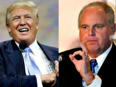 Rush Limbaugh: Americans 'Standing Up and Cheering' for Trump Immigration Plan