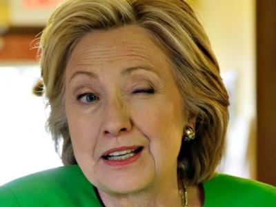 HILLARY CLINTON MAY GO TO PRISON