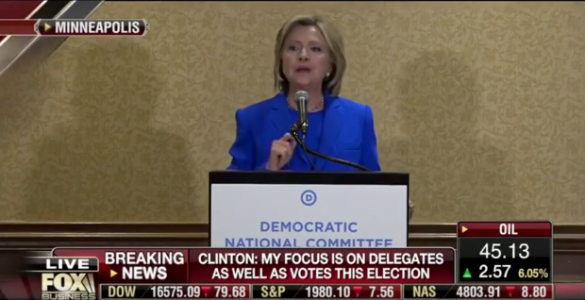 Fox Reporter Asks Hillary Three Tough Questions on Email Scandal — but the Comment She Made Before Answering Is Making the News