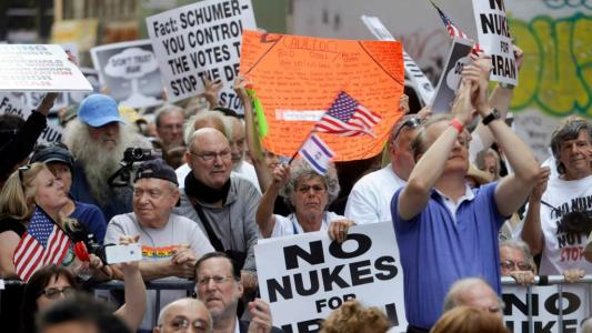 OPPOSE IRANIAN NUCLEAR DEAL – INTERNATIONAL SUMMIT FOR ISRAEL – SUNDAY August 30