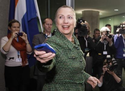 FBI Seizes Hillary Clinton's 'Top Secret' Emails