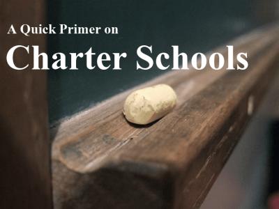 THE CHARTER SCHOOL TRAP