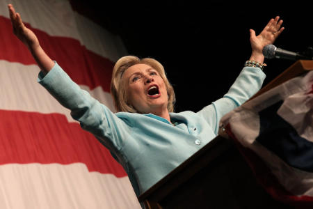 Hillary looking more like Nixon as email scandal deepens