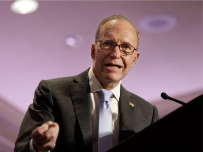 CNBC's Kudlow Threatens US Senate Run if Blumenthal Supports Iran Deal