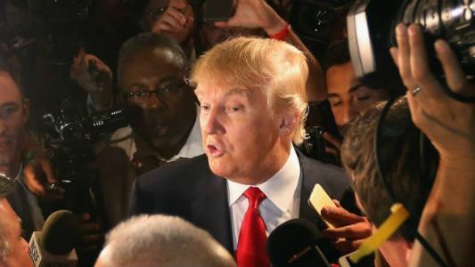 Trump, Fox reach ceasefire