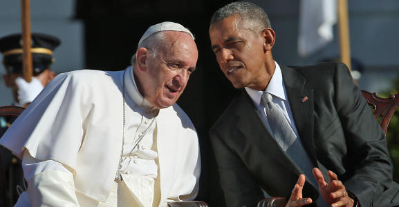 Pope Francis Endorses Obama's Climate Agenda, Which Critics Say Will Be 'Devastating' to the Poor