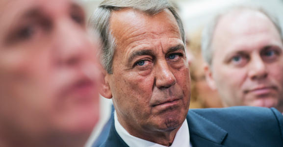6 Times John Boehner Clashed With Conservatives