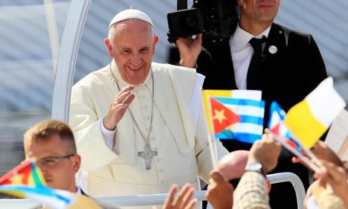Pope Francis's failure to chide Cuba makes his visit there an empty symbol