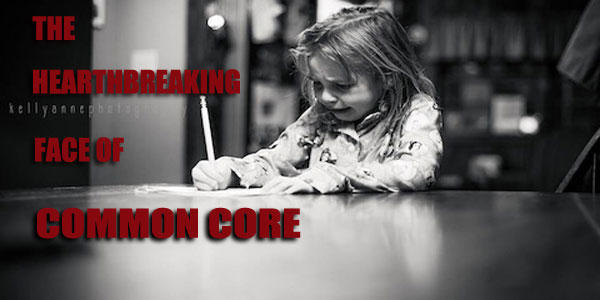 "Common Core Standards =   ""New World Order"" for America"