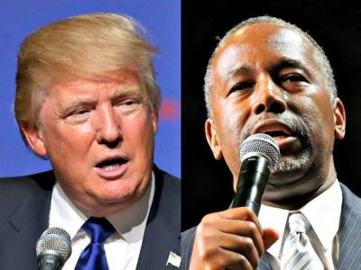 BEN CARSON, DONALD TRUMP TAKE STAND AGAINST SHARIA AS AMERICANS BRACE FOR MIGRANT INFLUX