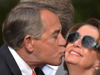 Exclusive: GOP Push Against Boehner Leadership Reaches Critical Number