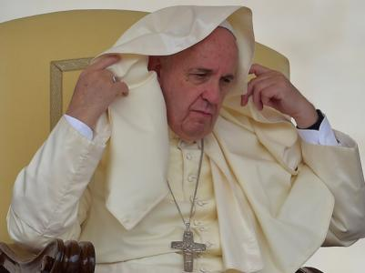 IS POPE FRANCIS ANTI-AMERICAN?
