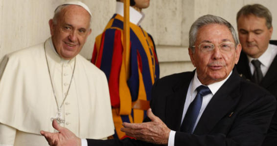 Is Francis Ready for a Confrontation at the Cuban Altar?
