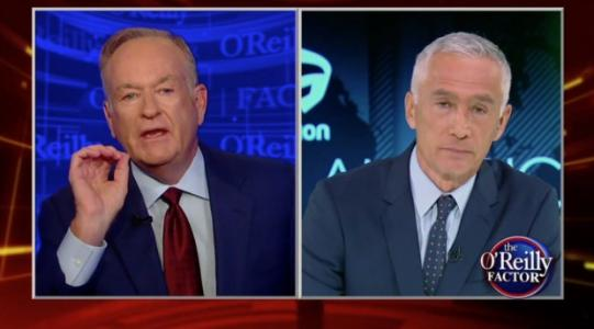"'You're an Enabler', ""You are an Activist"": O'Reilly  to Jorge Ramos from Univision"