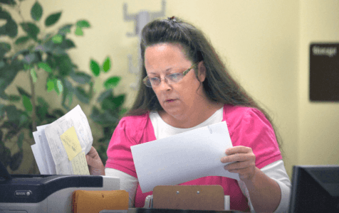Federal Judge Says He's Above Natural Law as He Tosses Clerk Kim Davis in Jail