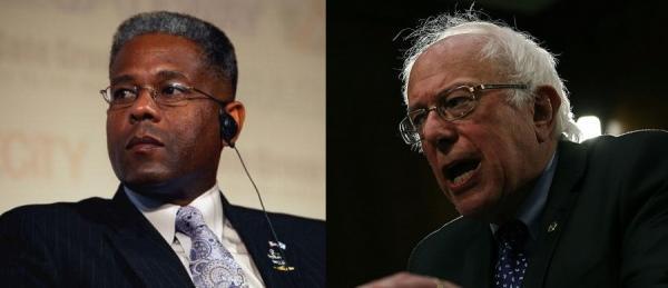Allen West: Bernie Sanders Has 'More Cajones Than GOP Elected Officials'