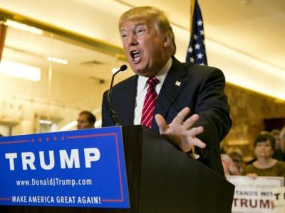 DONALD TRUMP DELIVERS CENTER-RIGHT POPULIST TAX PLAN