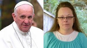Pope Francis and Kim Davis Secretly Met During DC Visit
