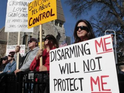 Salon: America Has Reached the 'Gun Control Tipping Point'