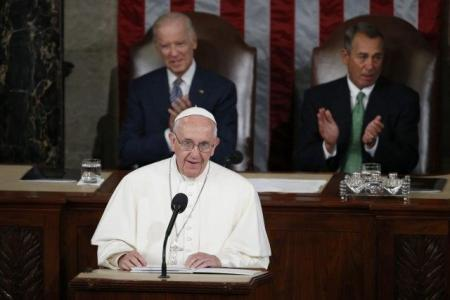SEVEN WAYS POPE FRANCIS SLAPPED CONSERVATIVES IN THE UNITED STATES