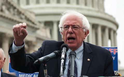 Marxist Senator Bernie Sanders and the Other Democrats Running for President