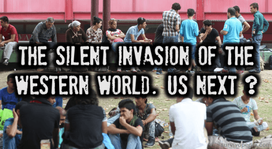The Silent Invasion Of The Western World. US Next?