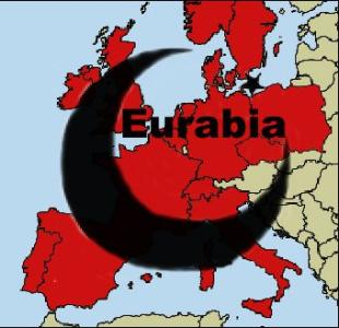 """Europe will soon go under – The Muslims are flooding, occupying and destroying Europe"""
