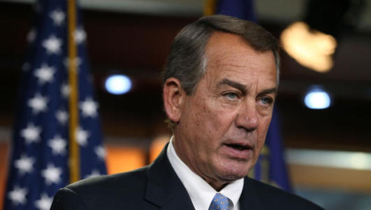 House Speaker John Boehner to resign from Congress