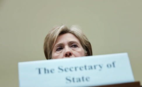 Judicial Watch: New State Department Documents Reveal Hillary Clinton Email Gap