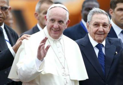 Pope Francis Visits Cuba and the United States and Speaks at the United Nations